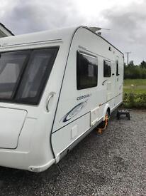 2010 COMPASS CORONA 4 birth caravan