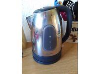 Bargain! set toaster + kettle + iron
