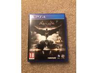 Batman Arham Knight PS4