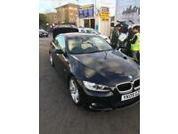 2009 Black BMW 3 Series E92 Coupe 2 Door for sale.