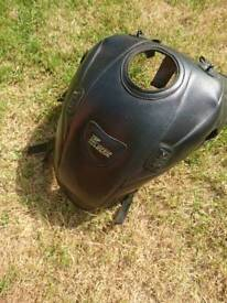 Honda valadero leather tank cover