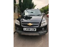 CHEVROLET CAPTIVA LTX VCDI 7 SEATS WITH TWO BAR, VERY LOW MILES