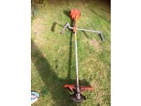 Hasqvarna Brush Cutter 232R and safety harness