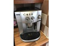 Delonghi magnifica bean to cup machine