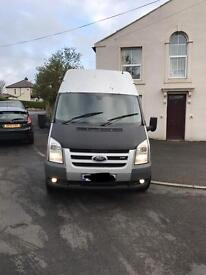 FORD TRANSIT LWB HIGH ROOF GLX T350 140 2.2TDCI