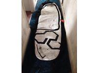 Al Merrick surfboard travel bag