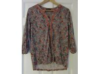 Marks and Spencer 14 blouse