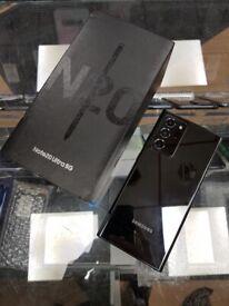 Samsung Note 20 Ultra 256gb Black Unlocked With WARRANTY