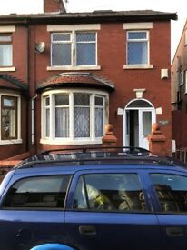 Good sized 3/4 bed semi detached house to let