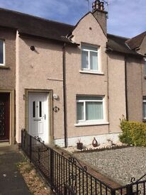 2BR mid-terrace house to rent in Denny.