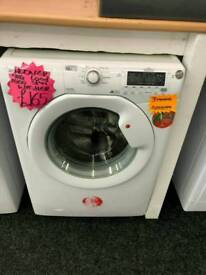 HOOVER 9KG 1400 SPIN WASHING MACHINE IN WHITE