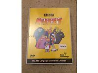 BBC language course for children - Muzzy French