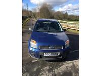 Ford Fusion 1.6 tdci (08) plate