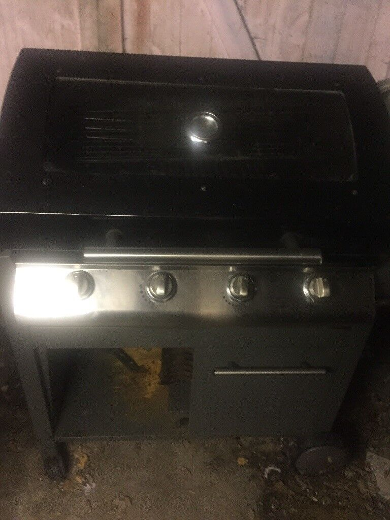 BBQ - Large John Lewis gas BBQ. Needs