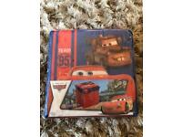 Cars toy box brand new in packaging