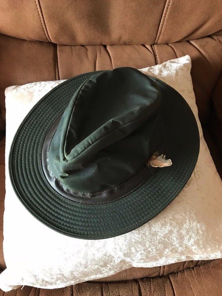 819ac40d9af Men s Barbour Waxed Sports Hat