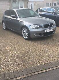 BMW 1series Msport 120D