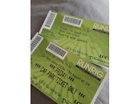 Runrig tickets under offer