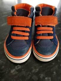 Boys Clarks boots