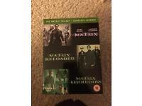 Matrix Trilogy box set