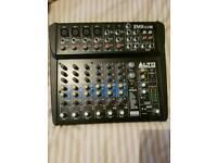 Alto ZMX 122 FX Mixer