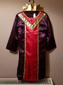 Nativity king costume
