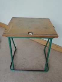 School table / desk - could be upcycled - £35 ono