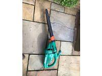 Black and decke leaf blower/vacuum
