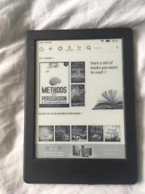 Amazon Kindle SY69JL with Case for SALE