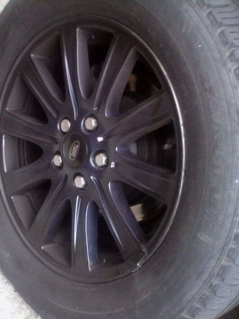 LAND ROVER DISCOVERY 3 WHEELS | in Bedwas, Caerphilly | Gumtree
