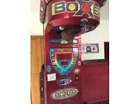 Punch Ball machine