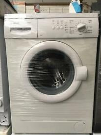 BOSCH MAX 6 Free Standing Washing Machine 1200 Spin in good condition and perfect working order