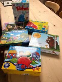 Bundle of children's games