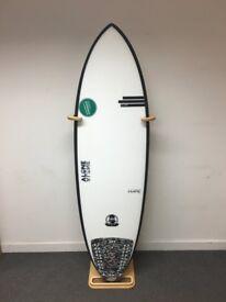 "Alone 5'10 Captain EPS Surfboard - 5'10 x 20 1/4"" x 2 5/8"" - 34.80 Litres"