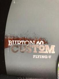 Burton flying v custom