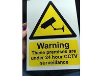 4 HD CAMERA CCTV SYSTEM