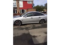 vectra c 1.8 in silver for swap for car only