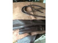 Excellent Upholstery Quality Large Leather Offcuts
