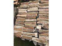 106 natural stone blocks