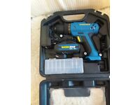 Work zone Once Used BOXED 16V Li-Ion Cordless Drill