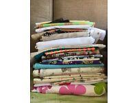 Fabric various mixed