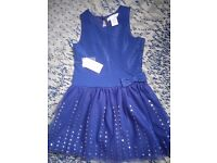 Dress, brand new, 7-8 years old
