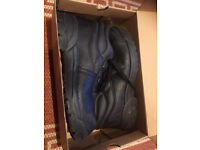 PORTWEST Steel toe-capped work boots, SIZE 9