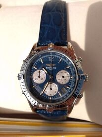 Breitling A30012 With Box & Papers! 100% original!