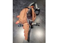 LittleLife rucksack for toddler - dinosaur (detachable reins). Excellent condition