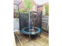 FREE FREE FREE KIDS TRAMPOLINE AND NETTING COLLECTION