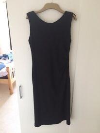 Marks And Spencer Black Dress Size 12