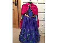 Disney Frozen dress age 5-6 years