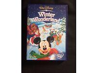 Disney winter wonderland DVD