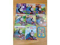 Me Reader Thomas and Friends (8 audio books) + Talking Thomas Train Toy